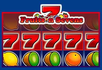 Kolikkopelit Fruits'n Sevens, Novomatic Thumbnail - Toripelit.com