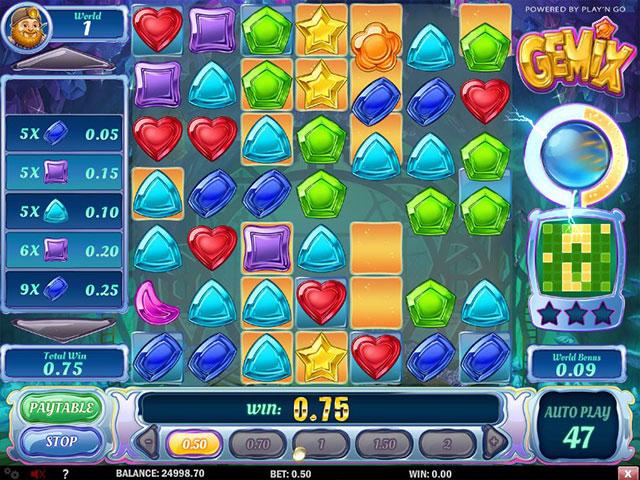 Kolikkopelit Fruit GEMiX, Play'n GO SS - Toripelit.com