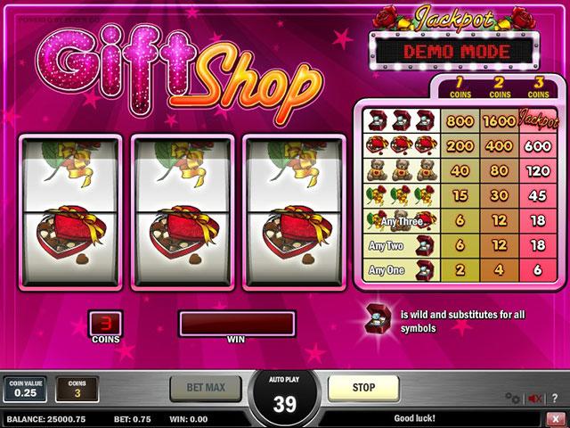 Kolikkopelit Fruit Gift Shop, Play'n GO SS - Toripelit.com
