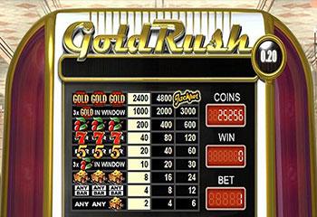 Kolikkopelit Gold Rush, NetEnt Thumbnail - Toripelit.com