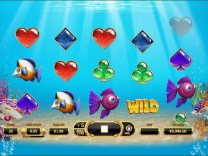 Kolikkopelit Golden Fish Tank, Yggdrasil Gaming SS - Toripelit.com