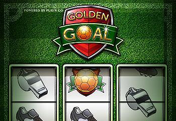 Kolikkopelit Golden Goal, Play'n GO Thumbnail - Toripelit.com