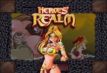 Kolikkopelit Heroes Realm, Rival Thumbnail - Toripelit.com