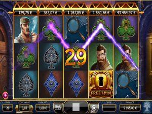 Kolikkopelit Holmes and the Stolen Stones, Yggdrasil Gaming SS - Toripelit.com