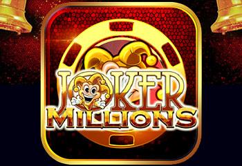 Kolikkopelit Joker Millions, Yggdrasil Gaming Thumbnail - Toripelit.com