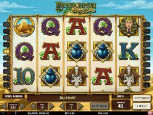 Kolikkopelit Leprechaun goes Egypt, Play'n GO SS - Toripelit.com