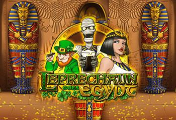 Kolikkopelit Leprechaun goes Egypt, Play'n GO Thumbnail - Toripelit.com