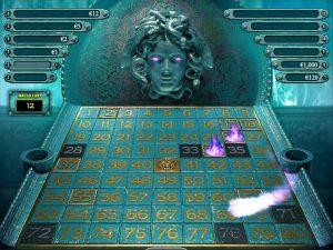 Kolikkopelit Medusa – Eyes of Fire, Yggdrasil Gaming SS - Toripelit.com