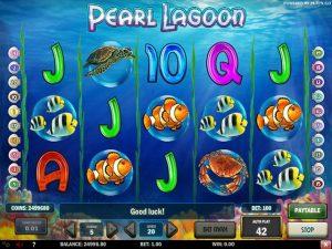 Kolikkopelit Pearl Lagoon, Play'n GO SS - Toripelit.com