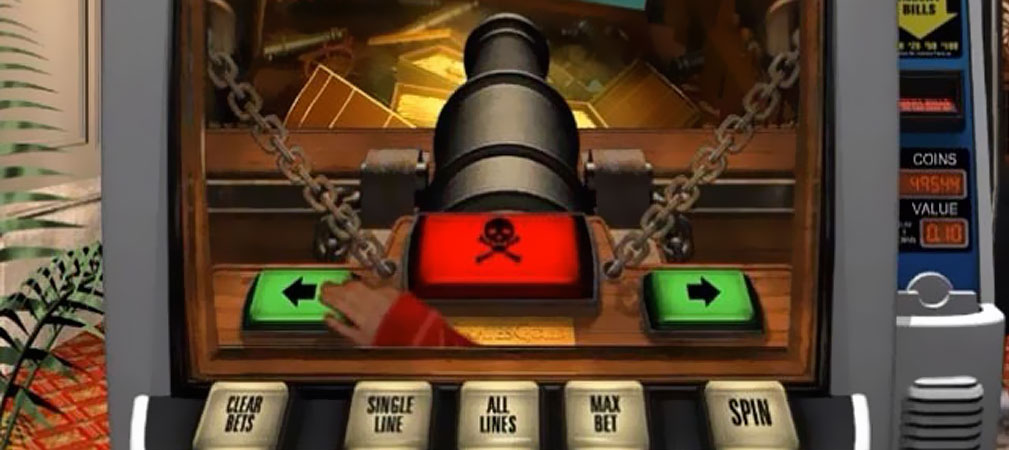 Kolikkopelit Pirates Gold, NetEnt Slider - Toripelit.com