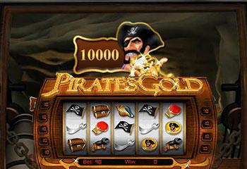 Kolikkopelit Pirates Gold, NetEnt Thumbnail - Toripelit.com