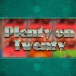 Kolikkopelit Plenty on Twenty, Novomatic Thumbnail - Toripelit.com