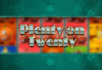 Kolikkopelit Plenty on Twenty, Novomatic Thumbnail - Toripelit.com
