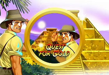 Kolikkopelit Quest for Gold, Novomatic Thumbnail - Toripelit.com