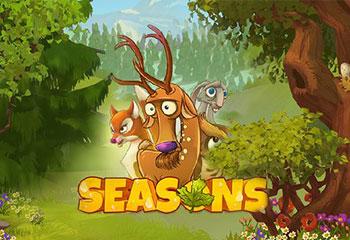 Kolikkopelit Seasons, Yggdrasil Gaming Thumbnail - Toripelit.com