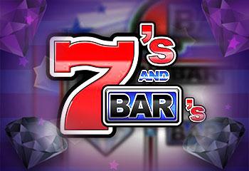 Kolikkopelit Sevens and Bars, Rival Thumbnail - Toripelit.com