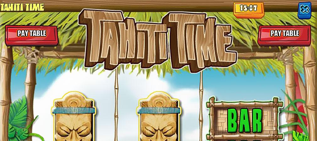 Kolikkopelit Tahiti Time, Rival Slider - Toripelit.com