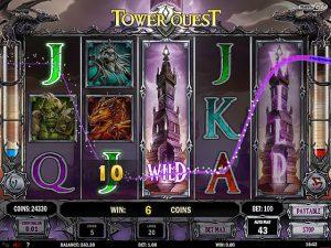 Kolikkopelit Tower Quest, Play'n GO SS - Toripelit.com
