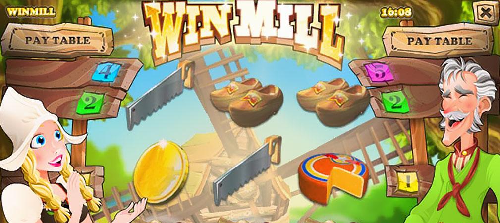 Kolikkopelit Win Mill, Rival Slider - Toripelit.com