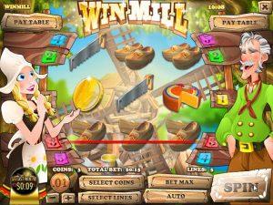 Kolikkopelit Win Mill, Rival SS - Toripelit.com