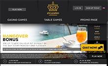 21 Casino casino Arvostelu kuvakaappaus  toripelit.com 1