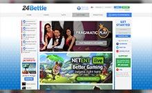 24Bettle casino Arvostelu kuvakaappaus  toripelit.com 4