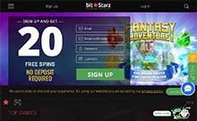 Bitstarz casino Arvostelu kuvakaappaus  toripelit.com 1