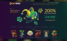 CrazyWinners casino Arvostelu kuvakaappaus  toripelit.com 4