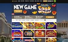Caesars casino Arvostelu kuvakaappaus  toripelit.com 4