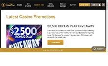 Caesars casino Arvostelu kuvakaappaus  toripelit.com 2