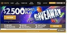 Caesars casino Arvostelu kuvakaappaus  toripelit.com 3