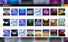 Casino.com casino Arvostelu kuvakaappaus  toripelit.com 2
