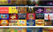 CasinoPop casino Arvostelu kuvakaappaus  toripelit.com 4