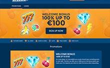 CasinoWilds casino Arvostelu kuvakaappaus  toripelit.com 2