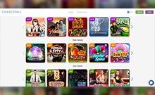 Chance Hill casino Arvostelu kuvakaappaus  toripelit.com 1