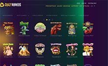 CrazyWinners casino Arvostelu kuvakaappaus  toripelit.com 1