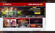 Dafabet casino Arvostelu kuvakaappaus  toripelit.com 3