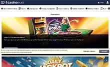 Casino Euro casino Arvostelu kuvakaappaus  toripelit.com 4