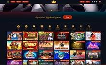 Frank Casino casino Arvostelu kuvakaappaus  toripelit.com 4