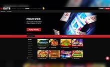 Guts Casino casino Arvostelu kuvakaappaus  toripelit.com 1