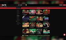 Guts Casino casino Arvostelu kuvakaappaus  toripelit.com 4