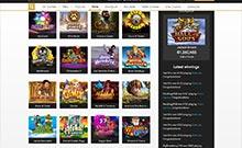 Intercasino casino Arvostelu kuvakaappaus  toripelit.com 2