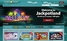 Jackpotland casino Arvostelu kuvakaappaus  toripelit.com 3