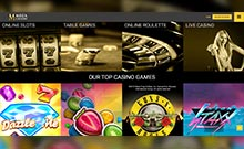 Mega Casino casino Arvostelu kuvakaappaus  toripelit.com 4