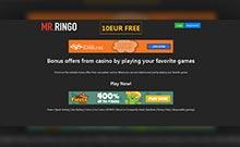 Mr. Ringo casino Arvostelu kuvakaappaus  toripelit.com 3