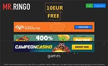 Mr. Ringo casino Arvostelu kuvakaappaus  toripelit.com 1