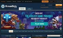 Oceanbets casino Arvostelu kuvakaappaus  toripelit.com 1