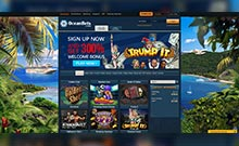 Oceanbets casino Arvostelu kuvakaappaus  toripelit.com 4