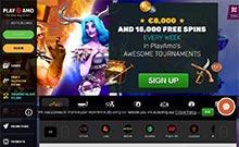 PlayAmo casino Arvostelu kuvakaappaus  toripelit.com 1