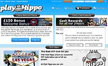PlayHIppo casino Arvostelu kuvakaappaus  toripelit.com 1